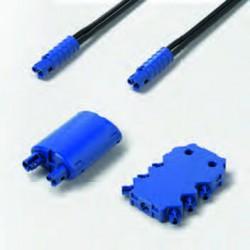 Laidų šakotuvas LED 24V DC,...